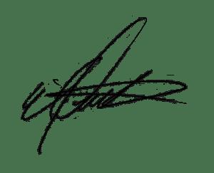 Eriks signatur