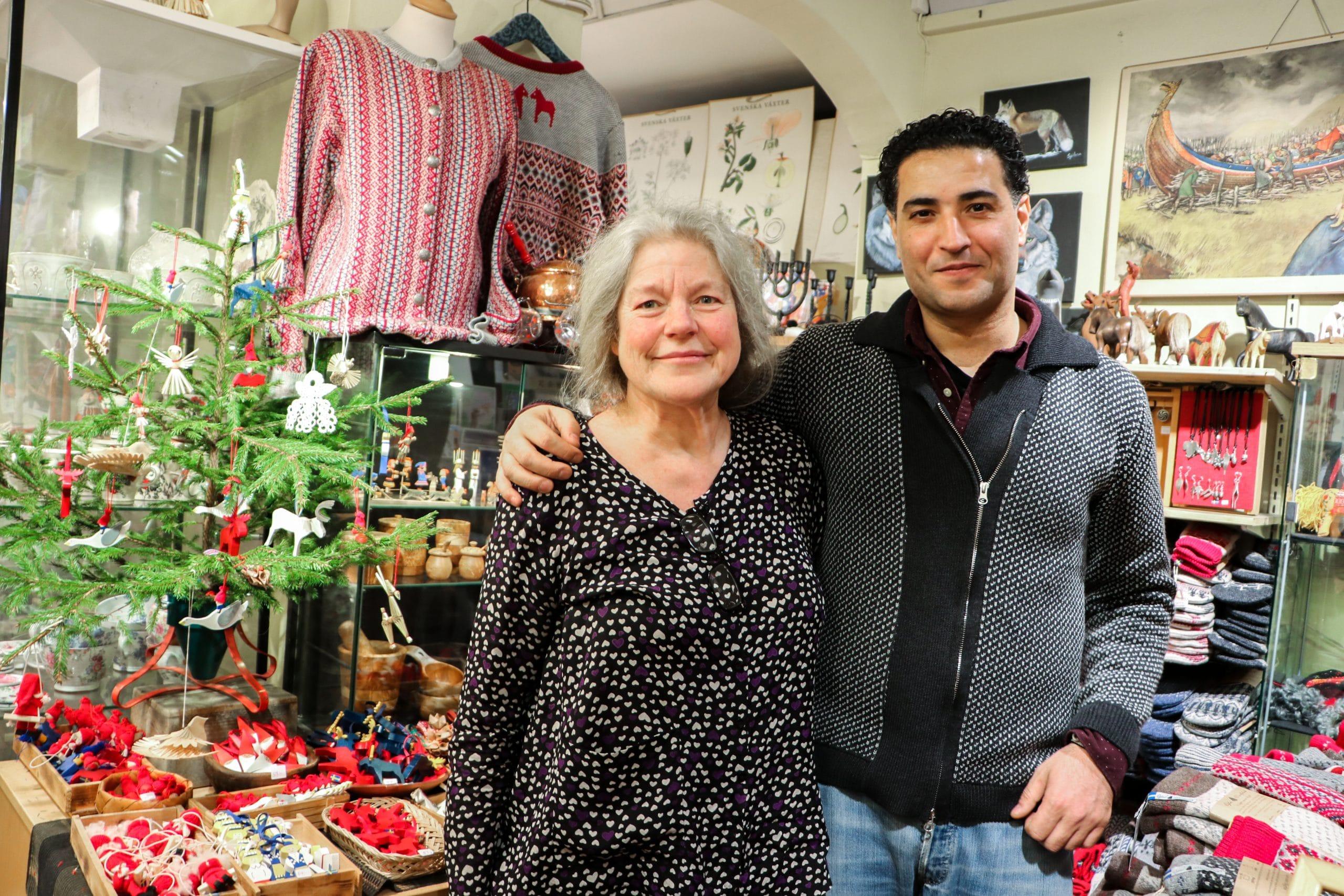 Butiker och konsumenter vill ha en hållbar julhandel